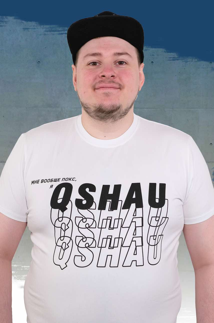 ФУТБОЛКА  ilame QSHAU